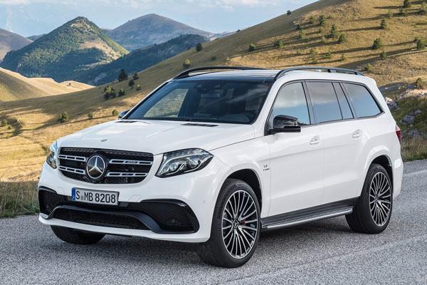 Mercedes-Benz GLS-Класс AMG