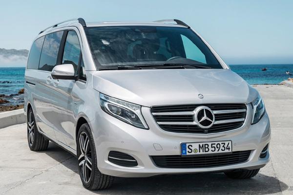 Mercedes Benz V Класс