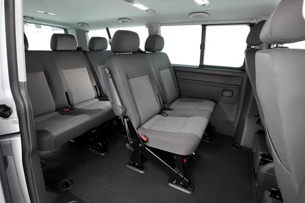 Volkswagen caravelle фото 7