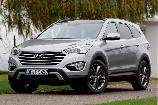 Hyundai Grand Santa Fe фото