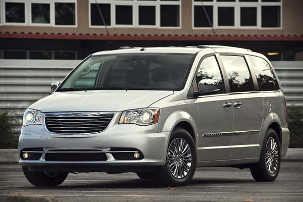 Chrysler Grand Voyager фото