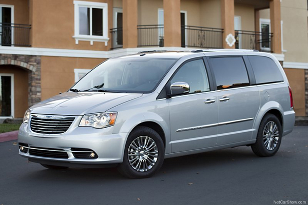 Chrysler Grand Voyager фото