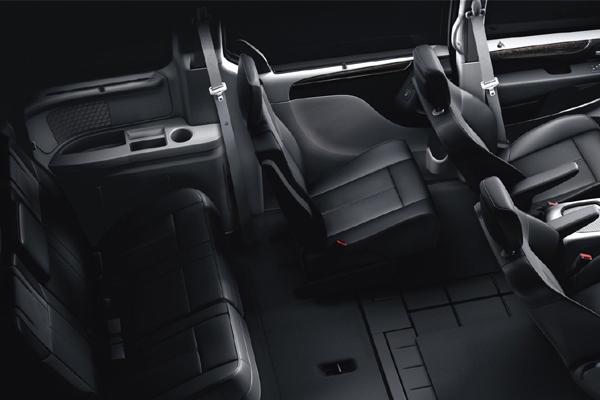 Chrysler Grand Voyager 7 мест салон фото