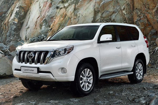 Toyota Land Cruiser Prado фото