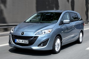 Mazda 5 фото