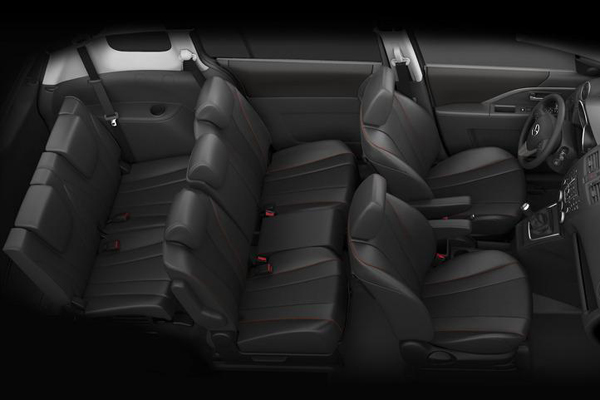Mazda 5 7 мест салон фото