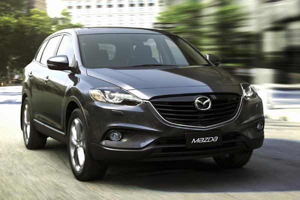 Mazda CX 9 фото