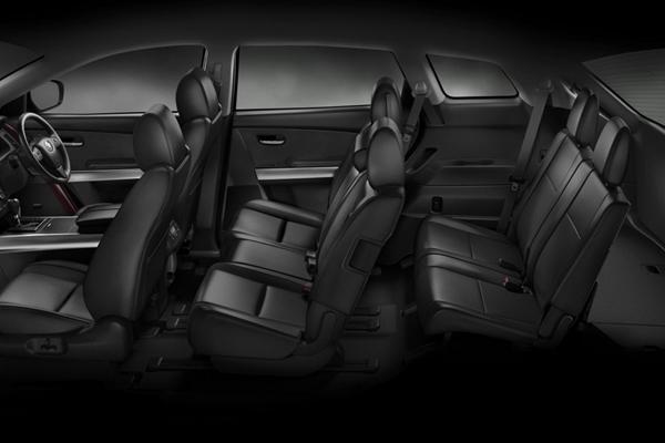 Mazda CX 9 фото салона