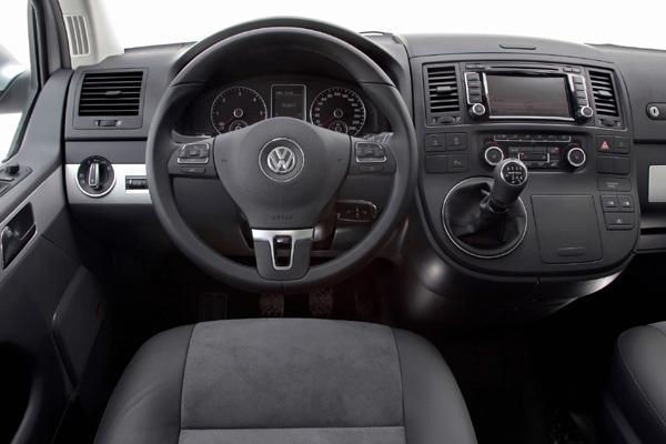 Volkswagen Multivan салон фото