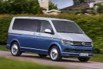 Volkswagen Multivan 2016