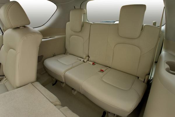 Nissan Patrol 7 мест салон фото