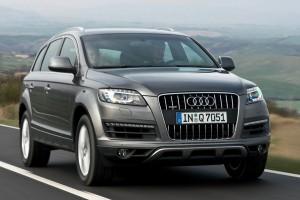 Audi q7 7 мест