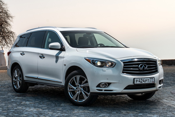 Infiniti Qx60 7 Penger Photo Specifications Modifications And Price
