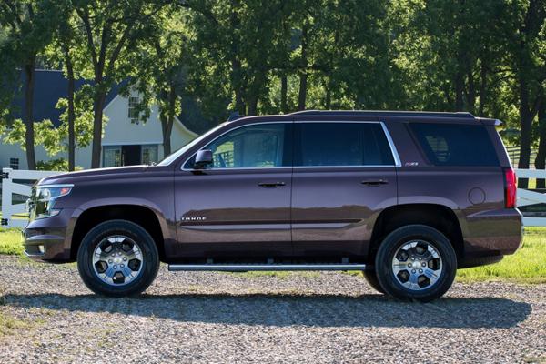 Chevrolet Tahoe фото