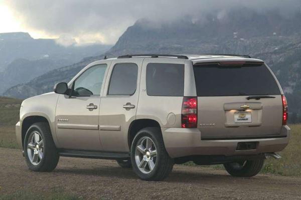 Chevrolet Tahoe 2007 фото