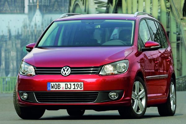 Volkswagen Touran фото