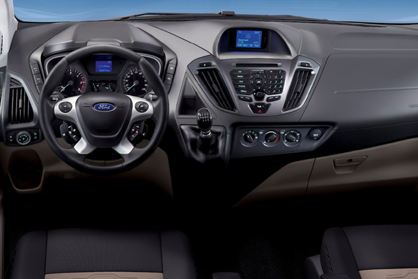 Ford Tourneo микроавтобус салон фото