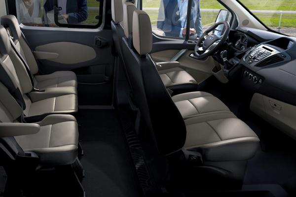Ford Tourneo микроавтобус фото салона