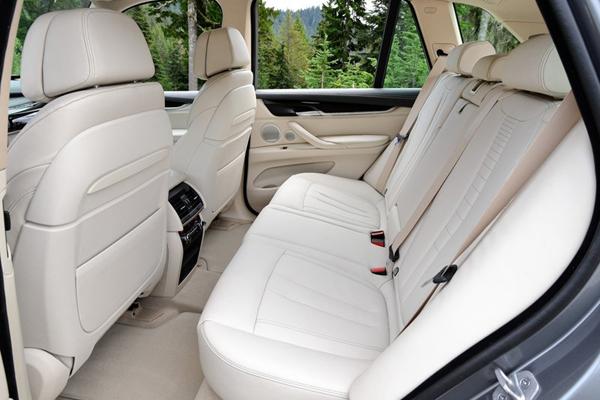 BMW X5 фото салона