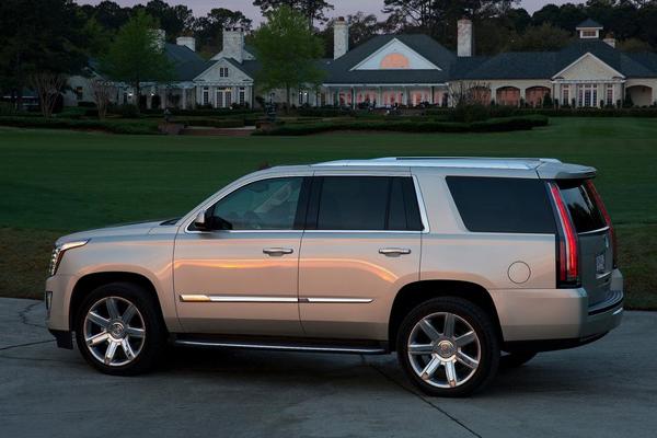 Cadillac Escalade фото