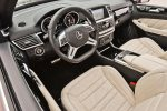 Mercedes GL class amg 2013