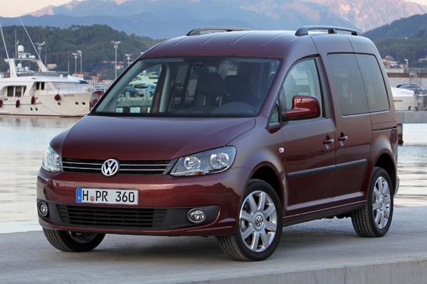 Volkswagen Caddy Maxi 2011
