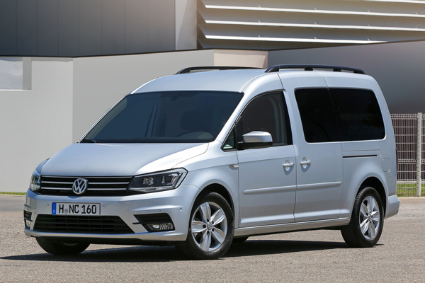 volkswagen caddy maxi 2016. Black Bedroom Furniture Sets. Home Design Ideas
